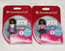 Mega Bloks American Girl Series 1 Mini Figure Lot of 2 Figures Brand New