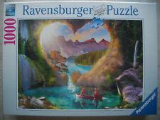 Ravensburger Puzzle 1000 Teile Herziger Ausblick Art.-Nr. 15272
