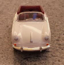 Herpa 022286 PORSCHE 356 B Cabrio Bianco Bianco (h0, 1:87) - MERCE NUOVA!