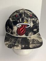 NBA MIAMI HEAT Mitchell and Ness Snapback Hat