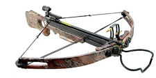 MK250ATC 248+FPS Hunting Crossbow Camouflage with 2 Arrows Bow New