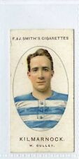 More details for (gw101-447) smith, football club records, #16 w.culley, kilmarnock 1922 vg