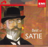 Satie CD Best Of Satie - France (M/M)