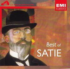 Satie CD Best Of Satie - France (M/M)