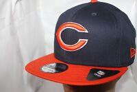 Chicago Bears NFL New Era Baysic 9fifty,Snapback,Cap,Hat        $ 31.99     NEW