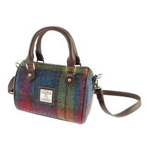 Harris Tweed Women's Kilbride Mini Bowling Bag