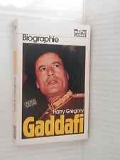 GADDAFI Harry Gregory Aus dem Amerikanischen von Albert Knierim Bastei Lubbe di