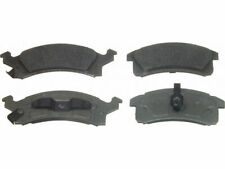 For 1990-1991 Oldsmobile Cutlass Calais Brake Pad Set Front Wagner 24734ZK