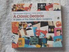 52621 A Classic Decade 10 Years Of The Classic Music Company CD (2005)