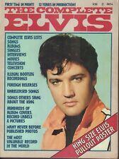 The Complete Elvis Magazine Elvis Presley 1977 012418nonr