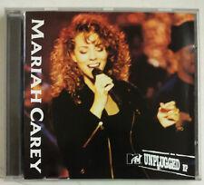 Mariah Carey MTV Unplugged EP UK 1992