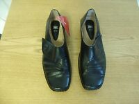 Ladies Shoes Foot Cushion black, size UK 7.5, EU 41, touch-close fastening 3019