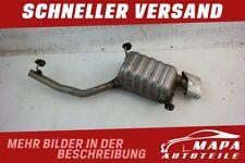 Mercedes SLK 172 2011- Auspuff Rechts Endschalldämpfer Rear Silencer 1724913601
