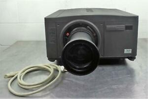 Christie DS 6K-M Projector M4.1 100-240V 50/60Hz 9.0A Max