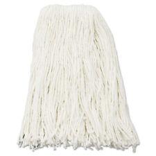 Boardwalk Premium Cut-End Wet Mop Heads Rayon 16oz White 12/Carton 216RCT