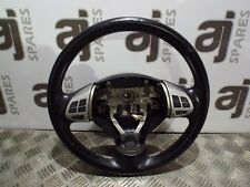 MITSUBISHI COLT 1.3 2012 STEERING WHEEL WITH CONTROLS