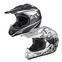 DOT Approve Motocross Offroad Dirt Bike Helmet Adult Full Face MX Helmets M L XL