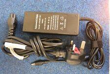 Monitor de ordenador portátil de reemplazo de gerenic AC cargador adaptador de corriente 56W 24V 4A