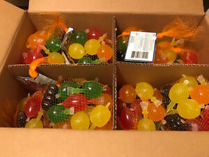 Dely-Gely Fruit Jelly Candy 25 Piece Tik Tok Challenge FREE SHIP Lowest Price
