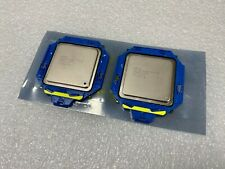 Matched Pair Intel Xeon E5-2670 20M Cache, 2.60 GHz, SR0KX 16 Cores, 32 Threads
