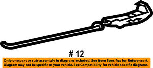 FORD OEM Sunroof-Guide Right 4C3Z78500A64AA