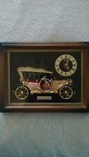 1910 Touring Car Clock by Linden