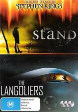 THE STAND / LANGOLIERS : NEW DVD