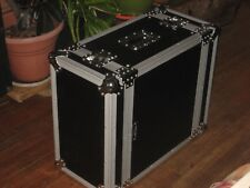 On-Stage FC7004FR 4 Space Rack Case, ATA Style Flight / Road / DJ Case
