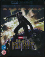 EBOND Black Panther  4K ULTRA HD + BLU-RAY  UK EDITION D332006