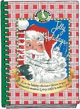 GOOSEBERRY PATCH JOLLY HOLIDAYS CHRISTMAS COOKBOOK