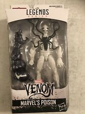 Marvel Legends Venom Wave 1 - Monster Venom BAF Series - Poison Action Figure