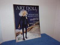 "ART DOLL QUARTERLY MAGAZINE."" PANDORA'S PARCHNENT PANIER "" WINTER, 2006"