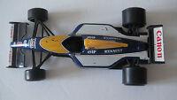 Burago ~ Williams FW14 F.1 Car ~ Model Car ~ 1/24 Scale Made In Italy - Mansell