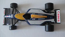 Burago ~ Williams FW14 F.1 Car ~ Model Car ~ 1/24 Scale Made In Italy - Mansell