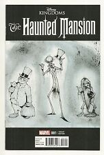 Haunted Mansion #1 Crosby Variant Unread Near Mint