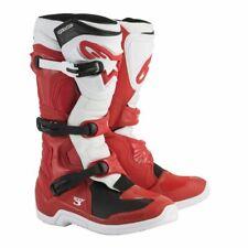 ALPINESTARS - BOOT TECH 3 - RED/WHITE SIZE 09