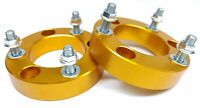 WAY2TUFF 35mm Front Strut Spacer Suspension lift Kit for Nissan Navara D40 05-13