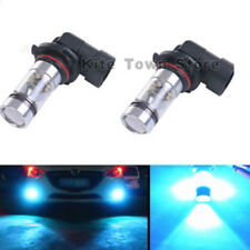 2x 100W H10 9145 8000K  LED Fog lights lamp For Chrysler 300 300C 2005-2009