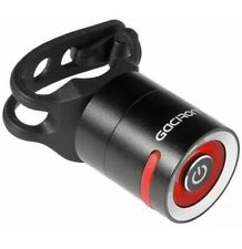 Gaciron Bike Rear Light Usb Rechargeable Safety Bicycle Back Aluminum Body