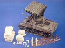 "Verlinden 1/35 ""Calliope"" T34 Rocket Launcher Conversion Set for M4 Sherman 803"