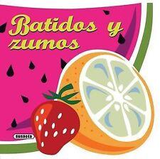 NEW Batidos y zumos (Recetas para Cocinar) (Spanish Edition)