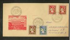 1947 Lithuania Meerbeck Displaced Person Camp Cover