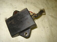 82 KAWASAKI KZ440 KZ 440 - self canceling turn signal operating unit