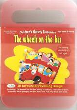 THE WHEELS ON THE BUS CD COMPLETE WITH CARRYING CASE