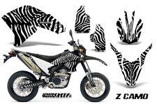 YAMAHA WR250X WR250R WR 250 R X 07-15 GRAPHICS KIT CREATORX DECALS ZCW