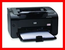 HP P1102w Printer CE657A -- REFURBISHED ! -- w/ Toner / Drum !!!