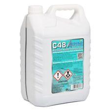 ALPINE Frostschutz Kühlerfrostschtuz Konzentrat C48 G48 GRÜN 5L 5 Liter