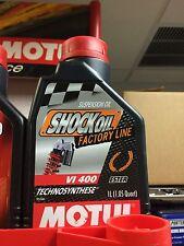 Motul VI 400 Shock Oil - Synthetic - 1L