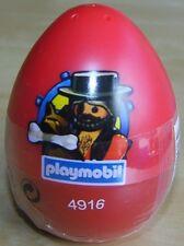 PLAYMOBIL 4916 PIRATES le flibustier et son chien OEUF DE PAQUES 2004