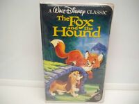 THE FOX AND THE HOUND VHS BLACK DIAMOND SEALED